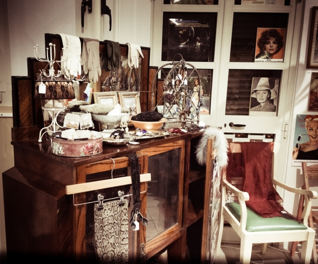 Vintage Boutique in Valetta